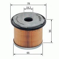 Фильтр Топливный Bosch 1 457 431 720
