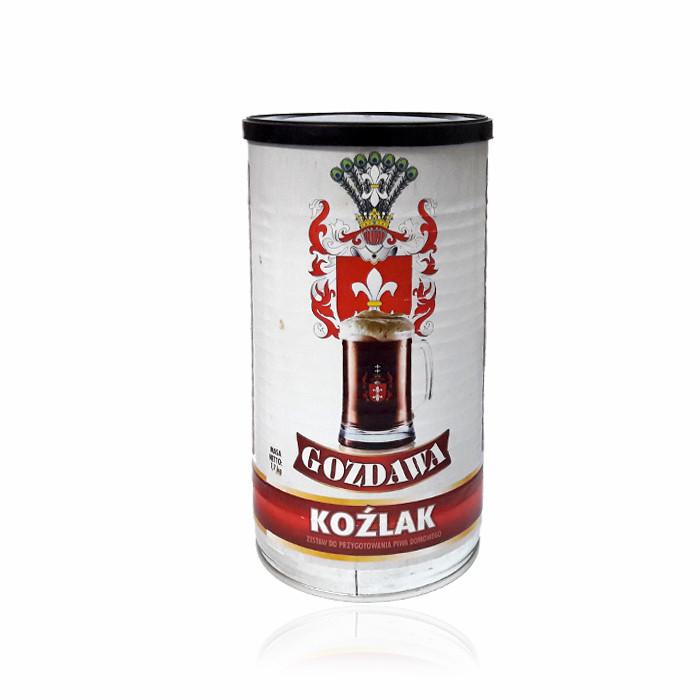 Пивной солодовый экстракт GOZDAWA Kozlak (Bock) 1.7кг