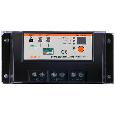 Фотоэлектрический контроллер заряда LandStar LS1024R (10А, 12/24Vauto, PWM), фото 2