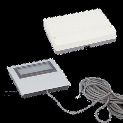 Контроллер с выносным дисплеем для гелиосистем под давлением СК868C9, фото 2