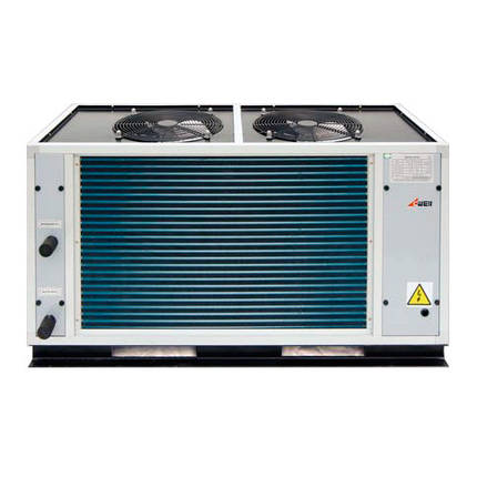 Тепловой насос ACWELL SSPH-10 (воздух - вода, split) 10 кВт, фото 2