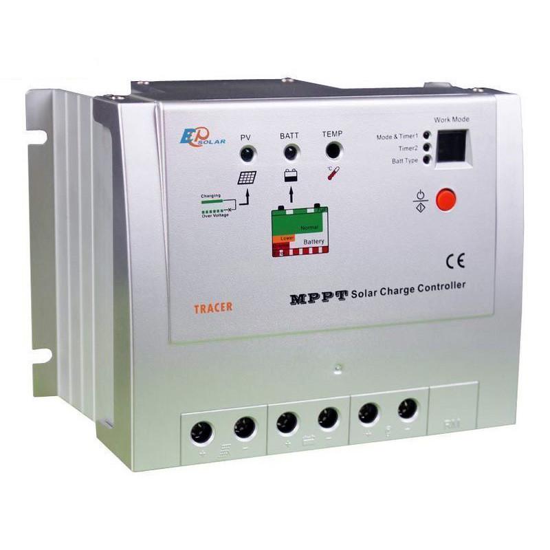 Фотоэлектрический контроллер заряда Tracer-1215RN (10А, 12/24Vauto, Max.input 150V)