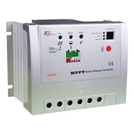 Фотоэлектрический контроллер заряда Tracer-1215RN (10А, 12/24Vauto, Max.input 150V), фото 2