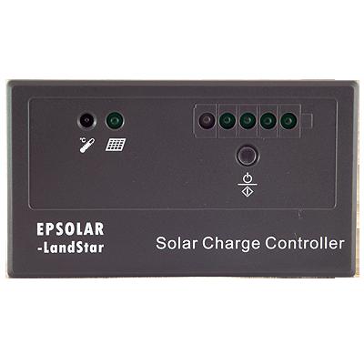 Фотоэлектрический контроллер заряда LandStar LS2024S (20А, 12/24Vauto, PWM, для монтажа на земле), фото 2