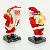 Игрушка Дед Мороз, 20 см, музыка, движение