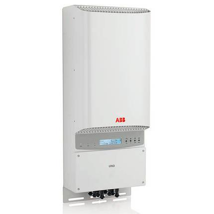 Сетевой инвертор ABB PVI-5000-TL-OUTD-S, фото 2