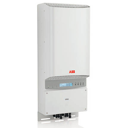 Сетевой инвертор ABB PVI-6000-TL-OUTD, фото 2
