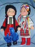 Комплект ляльок «Українці традиційні»
