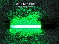 Подводная лампа 50см зеленая