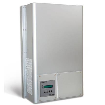 3-фазный сетевой инвертор Omron KP100L, фото 2