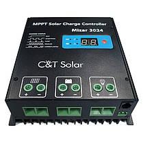 MPPT-контроллер заряда C&T Solar Mizar 3024, фото 2