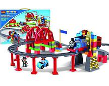 Залізниця-конструктор Паровозик Томас 8288D