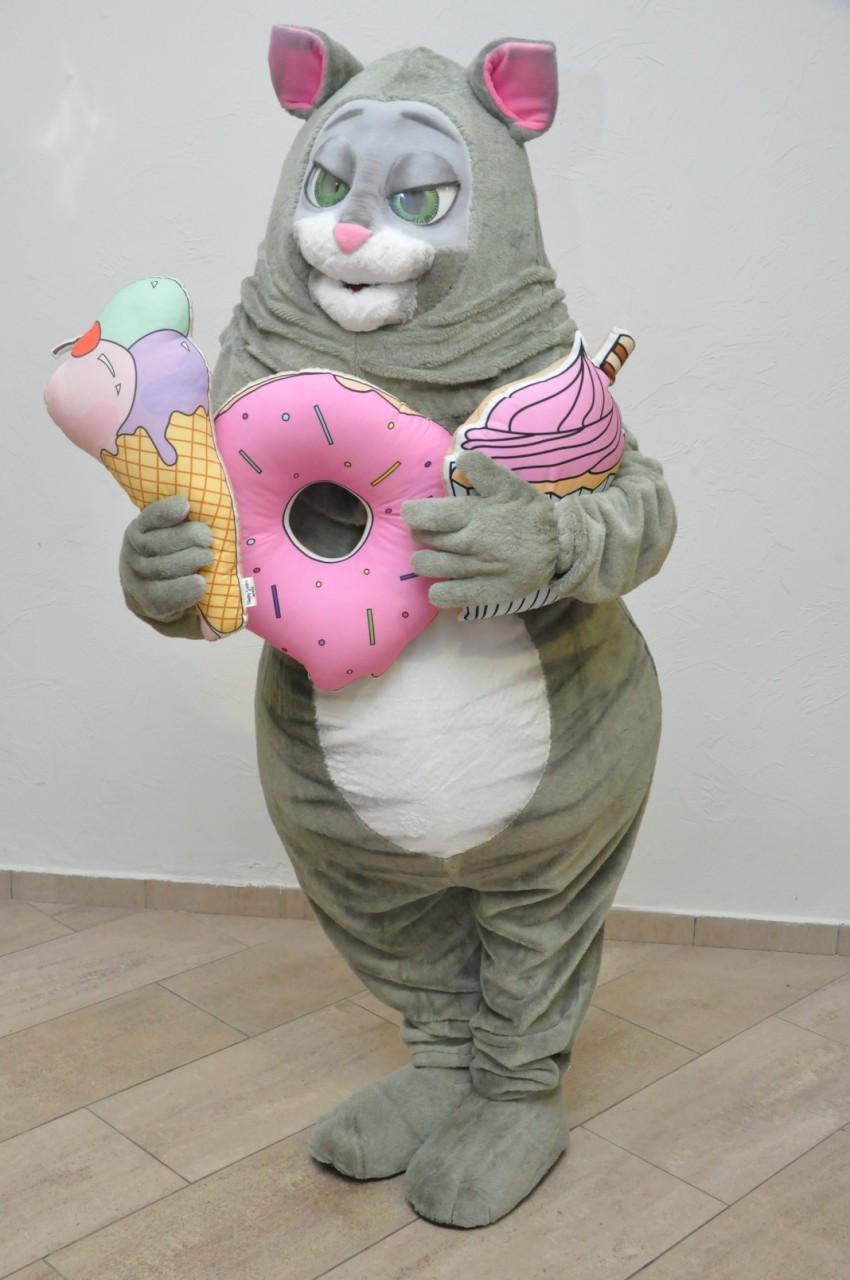 Ростовая кукла - Кошка Хлоя TY.