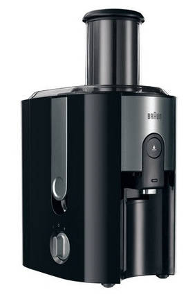 Соковыжималка BRAUN J500 black, фото 2