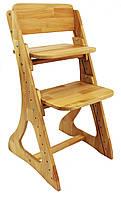 Детский растущий стул Mobler с500