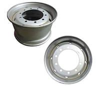 Диск колесный 22,5*11,75 ЕТ120 под дисковый тормоз бомба прицеп тягач