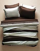 Комплект постельного белья Karaca Home Solid кофе