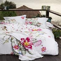 Комплект постельного белья Karaca Home Brisa розовый
