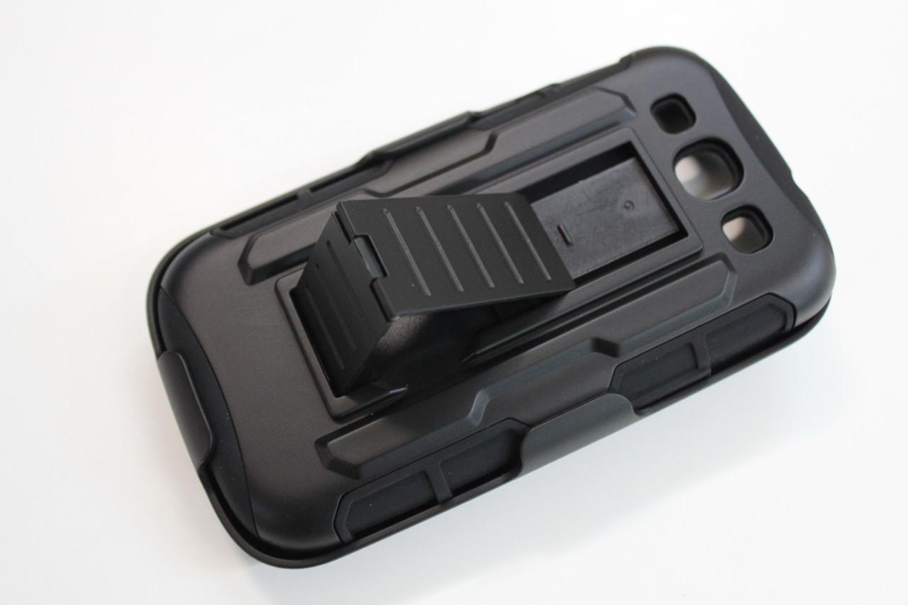 Противоударный чехол-трансформер для Samsung Galaxy S3