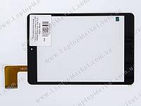 "Тачскрин (сенсорное стекло) для планшета 7.89"" FPCA-79D4-V02, 196*131, 45pin, black"