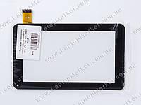 "Тачскрин (сенсорное стекло) для планшета 7"" 070-173, 186*111, 30pin, black"