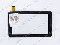 "Тачскрин (сенсорное стекло) для планшета 7"" 070-202-1, 186*111, 30pin, black"