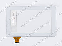 "Тачскрин (сенсорное стекло) для планшета 7"" AINOL Novo Rainbow LT70020A1, 186*115, 30pin, white"