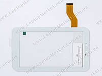 "Тачскрин (сенсорное стекло) для планшета 7"" Digma Plane TT702M 3G, 04-0700-0866, 187*108, 51pin, white"