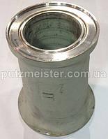 """Переходная труба бетоновода ZXV150mm/8""""-ZXM125mm/6"""""""