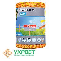 Бечёвка Trapper W3 - 500 м (1,8 мм)