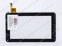 "Тачскрин (сенсорное стекло) для планшета 7"" TP070169-00, 186*112, 12pin, black"