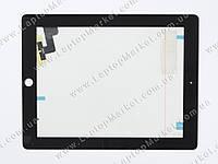 Тачскрин (сенсорное стекло) Apple iPad 2, black