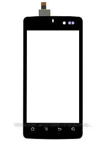 Тачскрин (сенсор) iconBIT NetTAB Mercury Q4 (NT-3509M), black (чёрный)