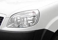Фары Fiat Doblo 2006-2009 Фиат Добло Правая