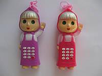 Игрушечный телефон Маша