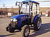 Трактор ДТЗ 5404К (40л.с., 4 цил-ра, 4х4, кабина с отоплением)