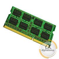 Модуль памяти SODIMM DDR3 2Gb PC3-10600 1333 БУ