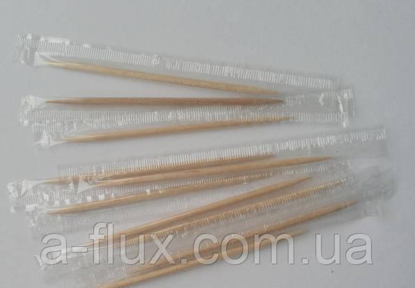 Зубочистки в индивидуальной упаковке 1000 шт с ментолом