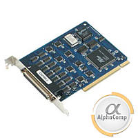 Мультипортовая плата MOXA C168H/PCI (8 портов RS-232)  б/у