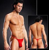 Т-стринги для мужчин RED L/XL