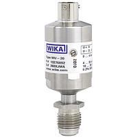 Преобразователь (датчик) давления для ультра чистых сред, Ex nA nL WU -26 фланцевый поверхностный монтаж