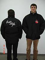Куртки, ветровки с логотипом