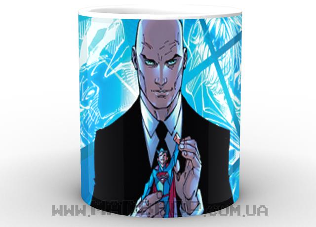 Кружка Лекс Лютор Lex Luthor