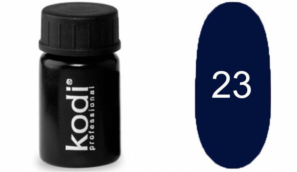 Гель краска Kodi №23