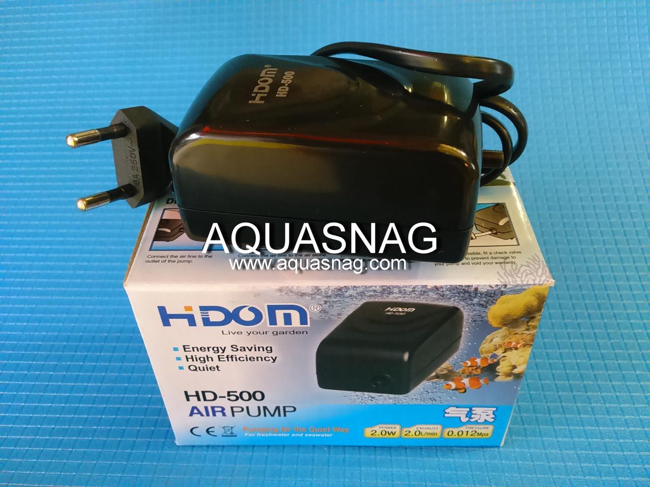 Компрессор HIDOM HD-500, 2л/мин