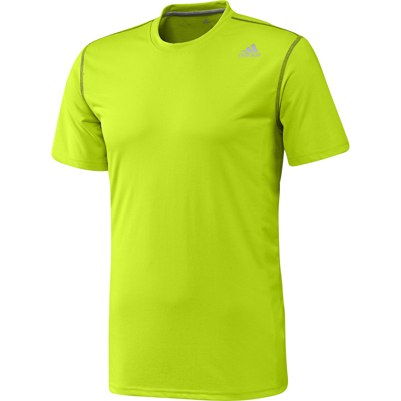 Футболка спортивная, мужская Adidas Mens Prime Climalite+ Short Sleeve T-Shirt Top F51125 адидас