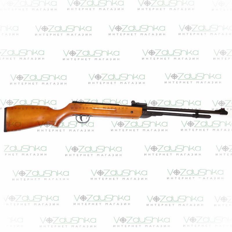 Пневматическая винтовка Shanghai B3-3 с подствольным взводом (уценка)