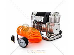 Автомобильный компрессор двух поршневой Lavita LA 191507