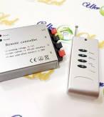 Контроллер RF-пульт четыре кнопки 216W