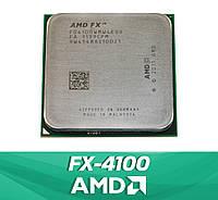 Процессор AMD FX-4100 (AM3+/3,6GHz/8M/95W), фото 1